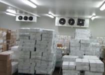 食品冷冻库